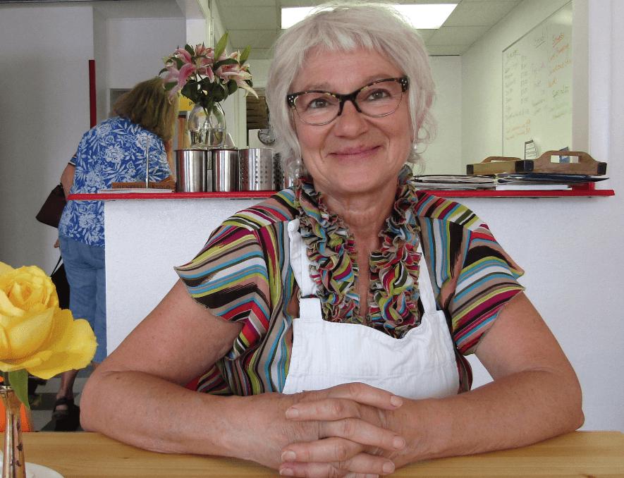 Gaby Berben Chef at Gabys German Eatery, Lakewood Colorado - Traditional German Food Restaurant